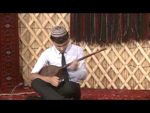 Turkmen Music Oghlan Bakhshi (balsayat) video