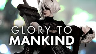 How NieR: Automata Tells the Ultimate Humanist Fable