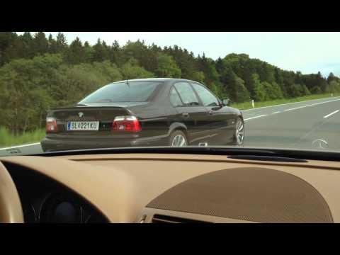 BMW 530D e39 vs Mercedes E220 CDI w211