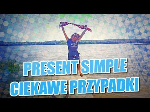 ► NAUKA ANGIELSKIEGO: Użycie Czasu Present Simple - Mniej Znane Przypadki...