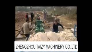 cassava flour processing machine line