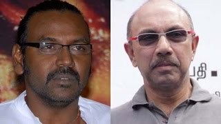 Sathyaraj Plays Father of Raghava Lawrence for Bhairava
