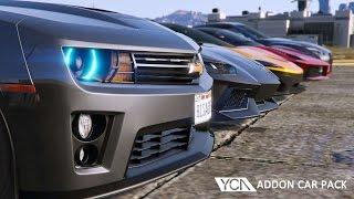GTA V YCA How to Install YCA DLC (Invalid Car Model Fix too!)