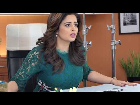 "Making of Life OK's Tv Serial ""May I Come In Madam"" 