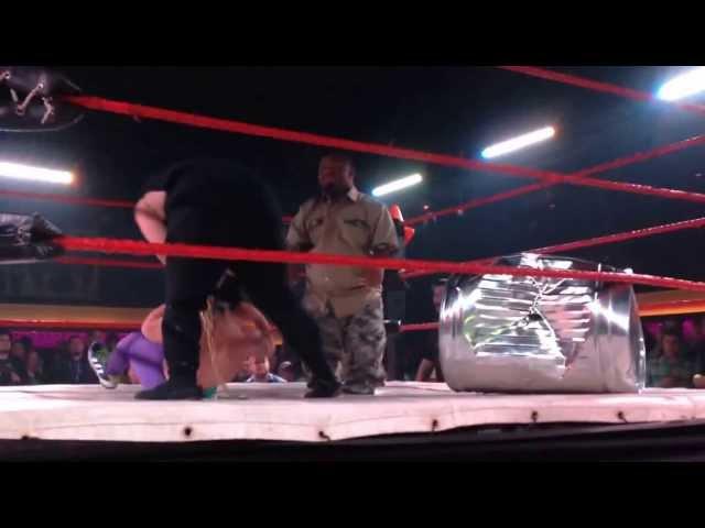 Extreme Midget Wrestling part 2
