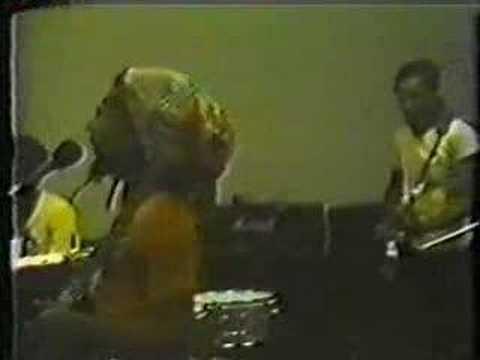 studio rehearsals - We&Dem - Bob Marley