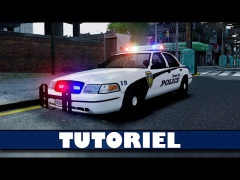 GTA IV - Tuto - Comment installer LCPDFR 1.0c ?