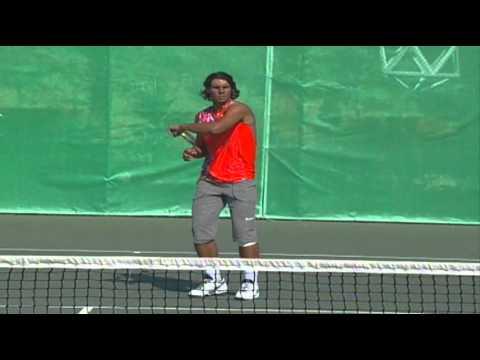 Aprende A Jugar Al Tenis Con Rafa Nadal (La Volea)