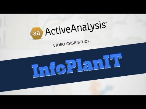 ActiveAnalysis Video Case Study: InfoPlanIT