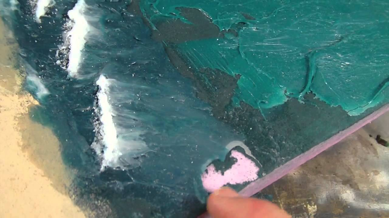 Terranscapes Ocean Board Terrain Experiments And New