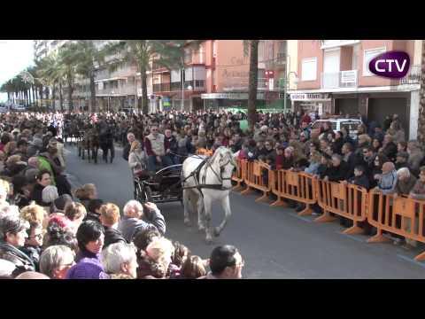 LA BARRIADA DE SANT ANTONI CELEBRÀ LES FESTES DEL SEU PATRÓ
