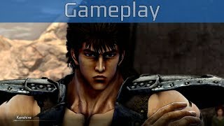 Fist of the North Star: Lost Paradise - 45 Minutes of Gameplay [HD 1080P]