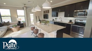 New Homes by Pulte Homes – Castleton Floorplan