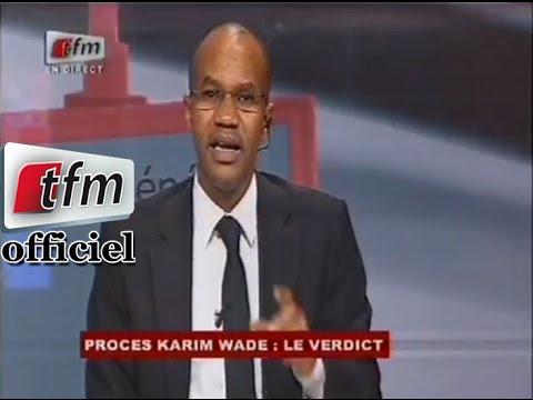 Urgent: Karim Wade condamné à 6 ans de prison ferme et 138 milliards fcfa d'amende