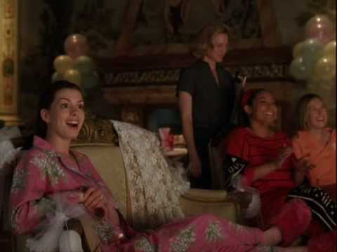 Two Maids Performing - Princess Diaries 2