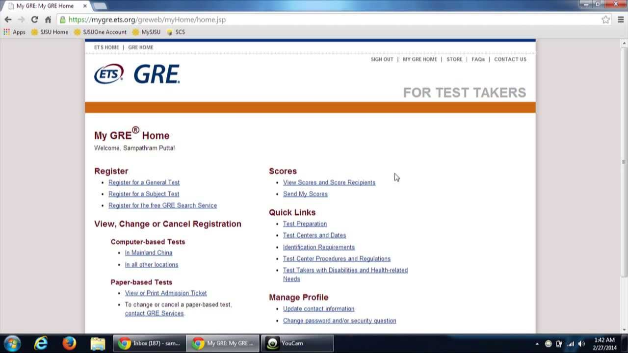 essays for gre
