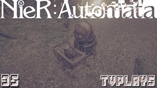 Let's Play Nier: Automata #35 - Peak Yoko Taro