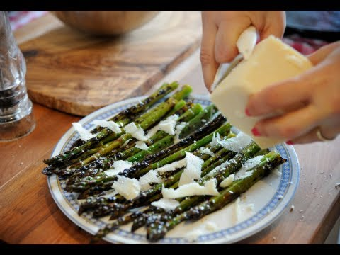 How to Cook Asparagus - Boiling, Grilling, Roasting
