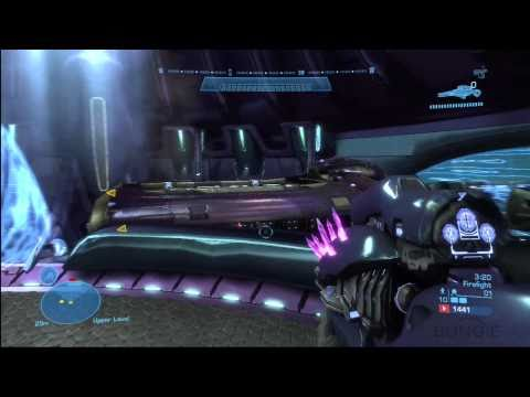 Halo: Reach - 5 Minute Firefight Video