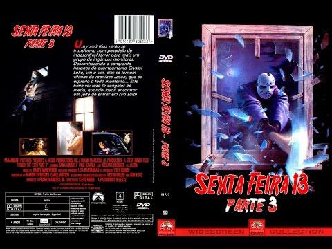 Sexta Feira 13 Parte III 1982 dvdrip dublado
