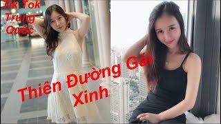 tik tok - tik tok Trung Quốc - fan Mu -  Gái Xinh Trung Hoa #2.