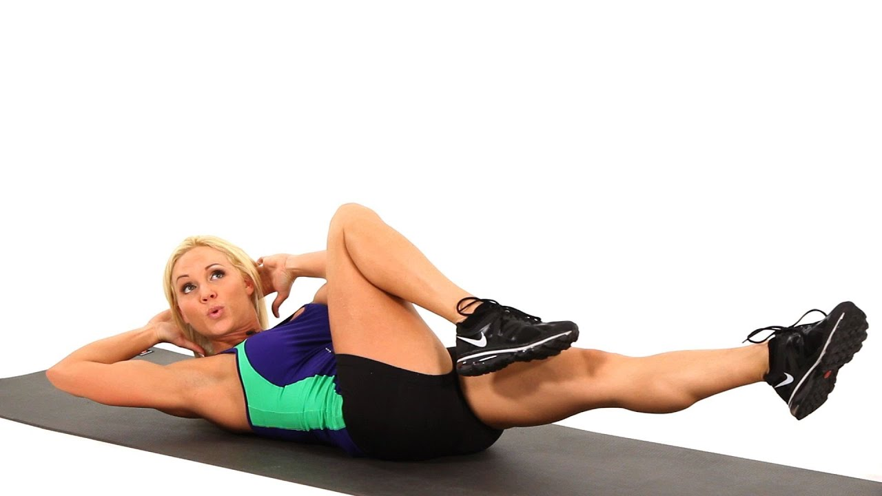 Ab Bikes Exercise How to Do the Bicycle Pilates