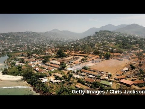 Sierra Leone's Nationwide Ebola Curfew Underway
