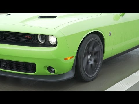2015 Dodge Challenger R t Scat Pack Reviewed (feat. 1969 Super Bee) video