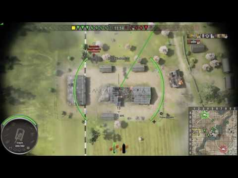World of Tanks (PS4) - Everybody Hates Artys #2