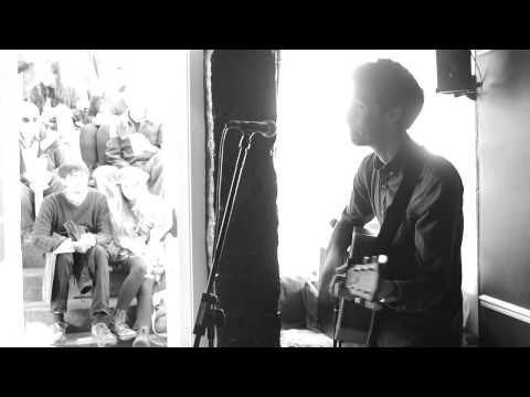 "Randolph's Leap ""Hermit"" live acoustic for VoxBox, Edinburgh - Record Store Day 2015"