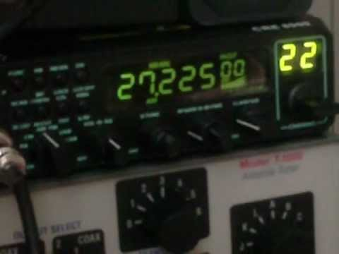 CB Radio Channel 22 - Richmond VA Part 56