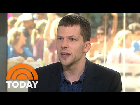 'Now You See Me' Star Jesse Eisenberg Brings Magic To The Studio   TODAY