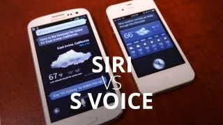 Siri vs. S Voice_ The Showdown!
