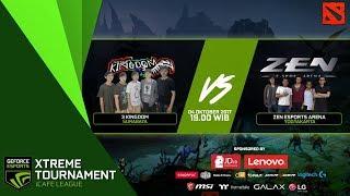 GEXT Dota 2 Series : 3 Kingdom (Surabaya) vs Zen Cybercafe (Yogyakarta)