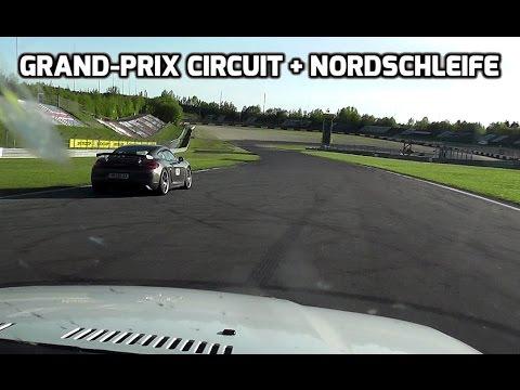 Grand-Prix Circuit + Nordschleife 15.05.2017 Onboard Touristenfahrten Nurburgring