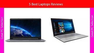 5 Best laptops Reviews