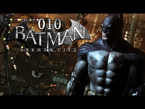 BATMAN: ARKHAM CITY #010 - Action im Museum [HD+] | Let's Play Batman: Arkham City