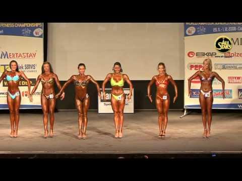 Junior Women`s Fitness +163 cm, Final