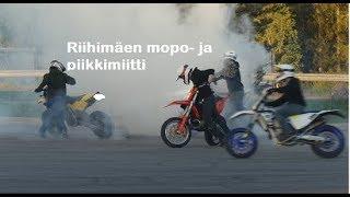 Riihimäen mopo  ja piikkimiitti 18.5.2019