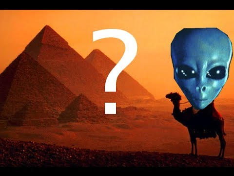 The secret of the Pyramids. UFO Diaries