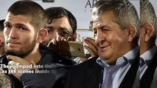 Khabib Nurmagomedov father w arns punishment for UFC 229 brawl will be 'much stronger' than sanction