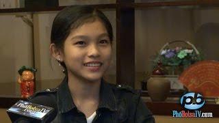 Giọng hát nhí Thu Hiền: Mong muốn được nổi tiếng như mẹ Phi Nhung.