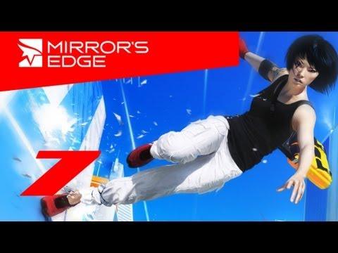 Mirrors Edge прохождение с Карном. Часть 7