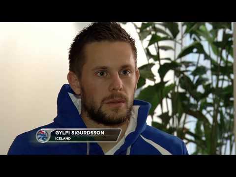 Gylfi Sigurdsson: Arjen Robben und Co. trotz Platz drei Favorit | Tschechien - Island | EM-Quali
