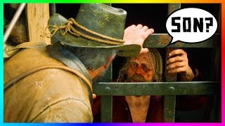 The SECRET Life Of Micah Bell You Don't Know About - His Son, Blackwater Heist Info & MORE! (RDR2)