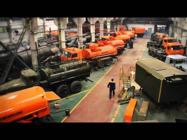 Производство спецтехники на шасси Урал и Камаз