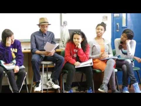 Fedora Club - 7th Grade Autobiography Share at Manhattan Country School - 05/20/2014