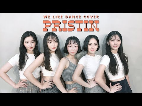 PRISTIN(프리스틴) - WE LIKE / DANCE COVER.