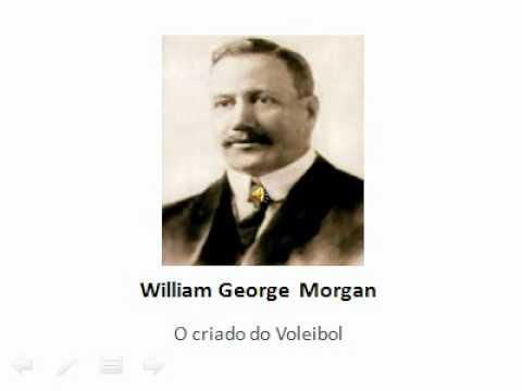 volleyball historyin 1895 william g morgan