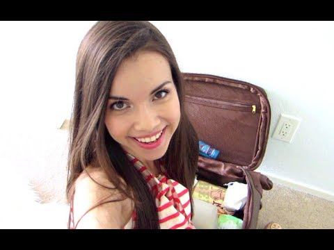Packing A Carry-On Bag ♥ Makeup MAYhem Day 11